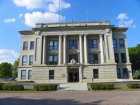 Bon Homme County Courthouse